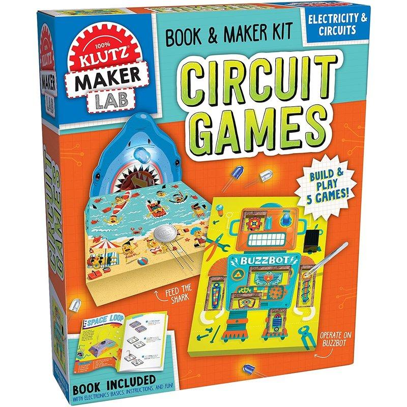Klutz Klutz Book Circuit Games