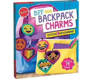 Klutz Book BFF Backpack Charms