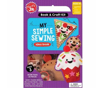 Klutz Book Jr My Simple Sewing