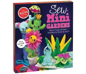 Klutz Book Sew Mini Gardens