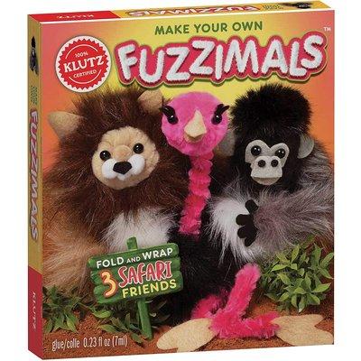 Klutz Klutz Book Make Your Own Fuzzimals