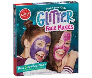 Klutz Book Make Your Own Glitter Face Masks