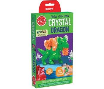 Klutz Book Grow Your Own Crystal Dragon