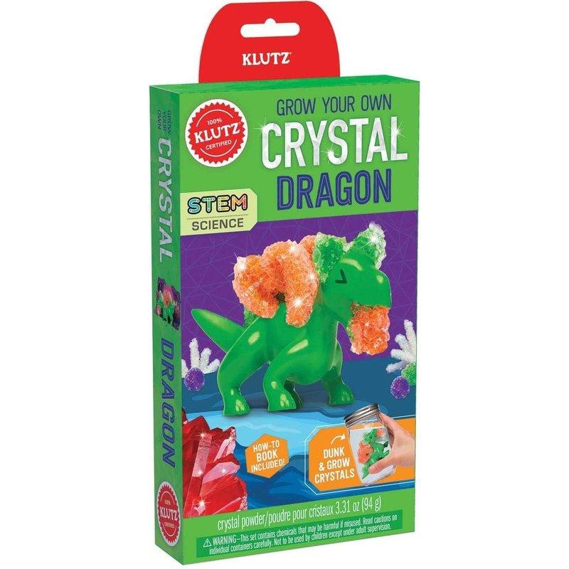 Klutz Klutz Book Grow Your Own Crystal Dragon