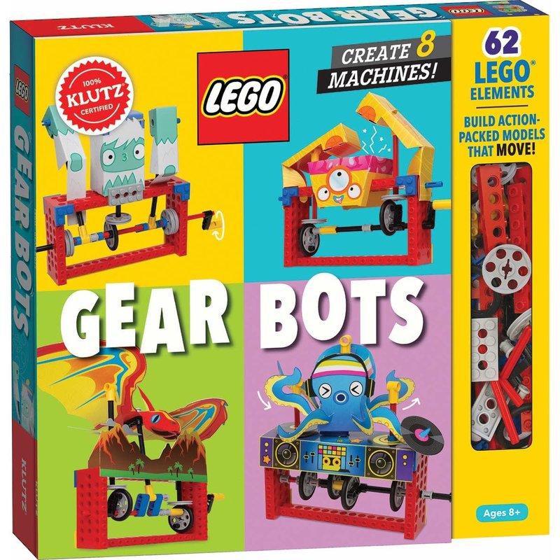 Klutz Klutz Book Lego Gear Bots