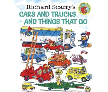 Cars & Trucks & Things That Go!