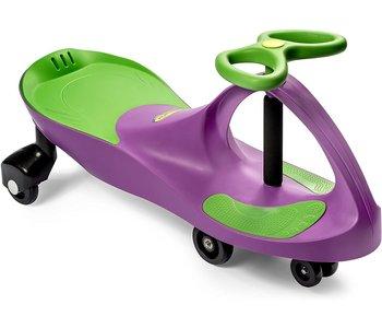 Plasma Car Purple with Lime Seat