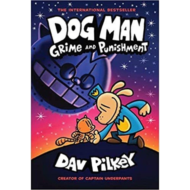Scholastic Dog Man #9 Grime and Punishment