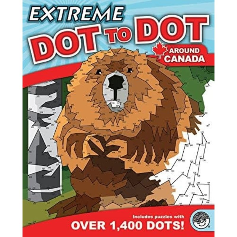 Extreme Dot to Dot Across Canada