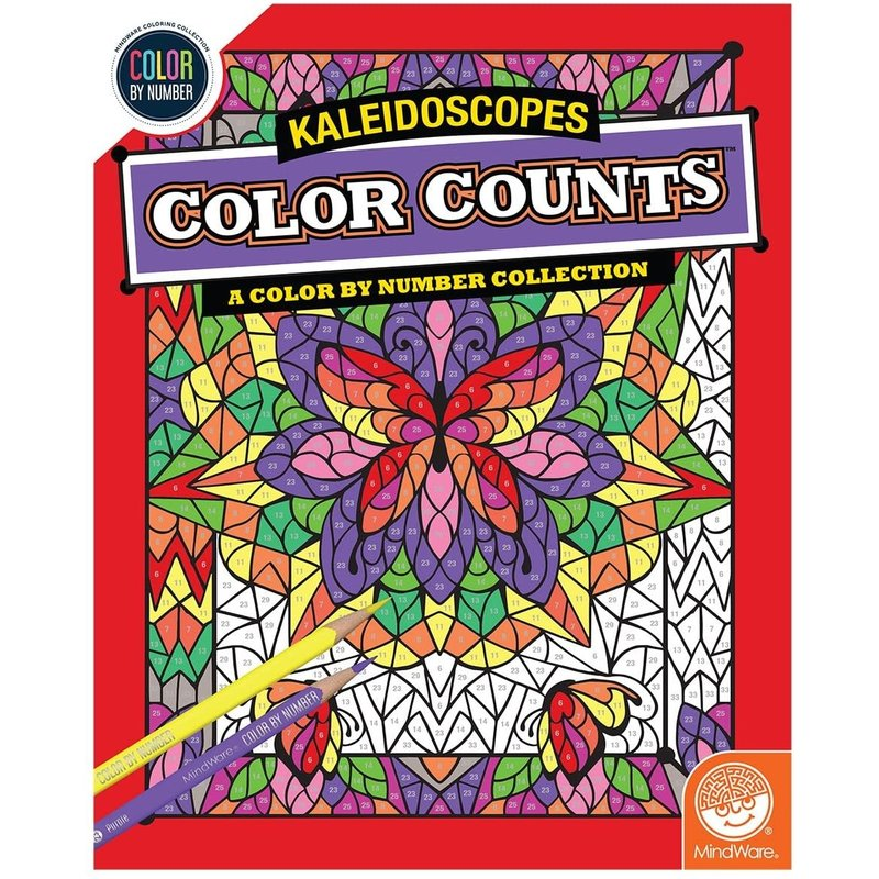 Mindware Color Counts Kaleidoscopes
