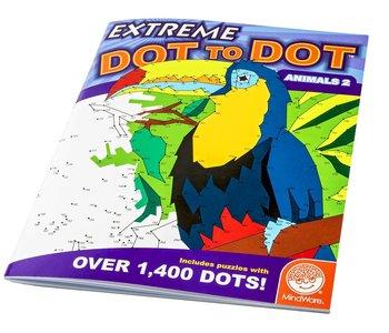 Extreme Dot to Dot Animals #2