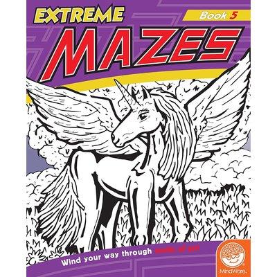 Mindware Extreme Mazes Book 5