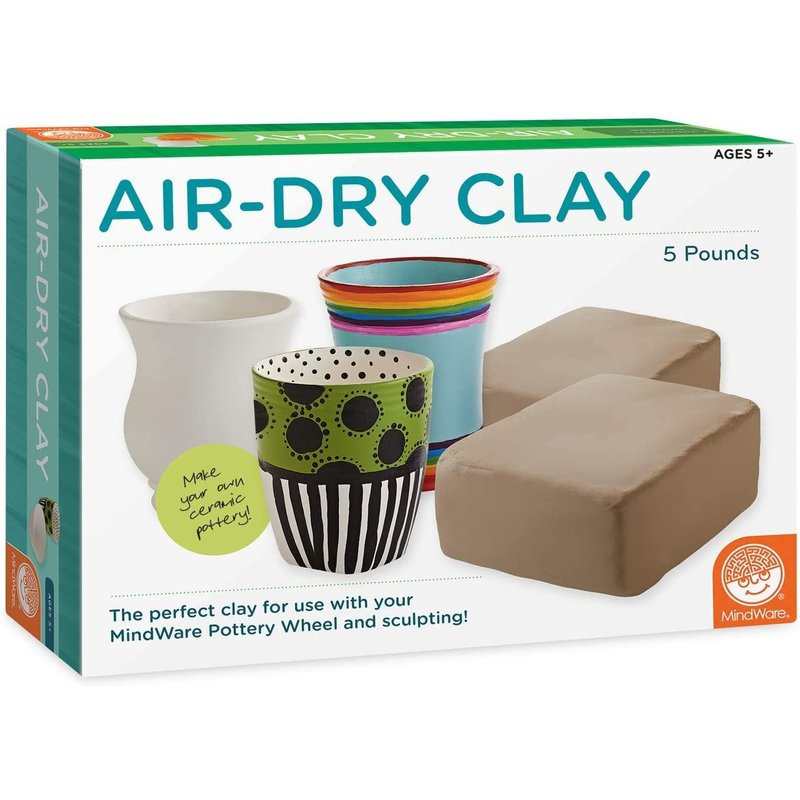 Mindware Mindware Craft Air Dry Clay