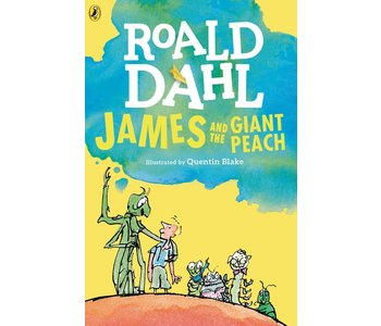 Dahl James & the Giant Peach