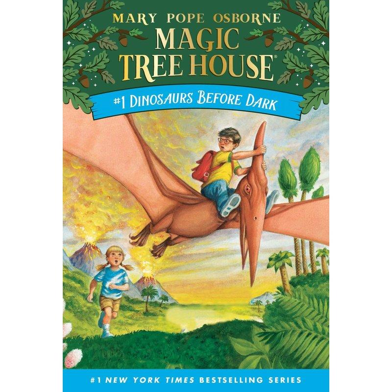 Magic Treehouse #1 Dinosaurs Before Dark