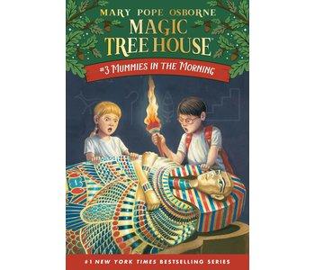 Magic Treehouse #3 Mummies