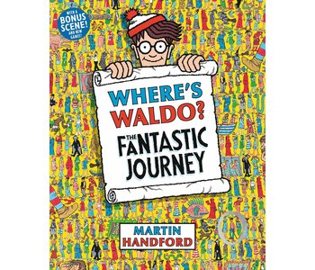 Where's Waldo Fantastic Journey