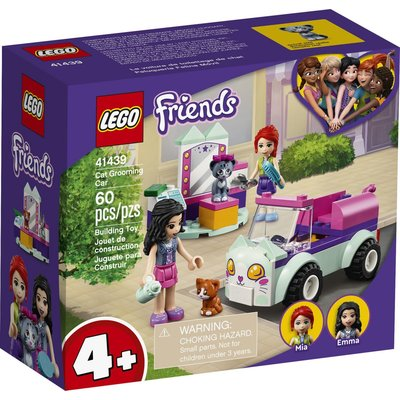 Lego Lego Friends Cat Grooming