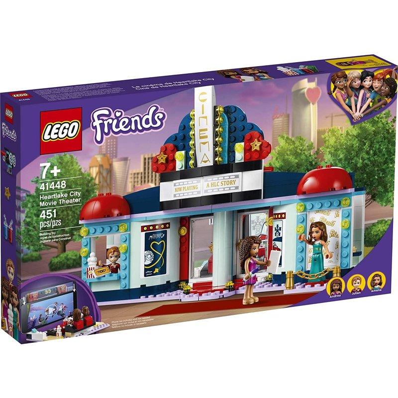 Lego Lego Friends Heartlake City Movie Theater