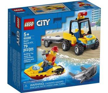 Lego City Beach Resuce ATV