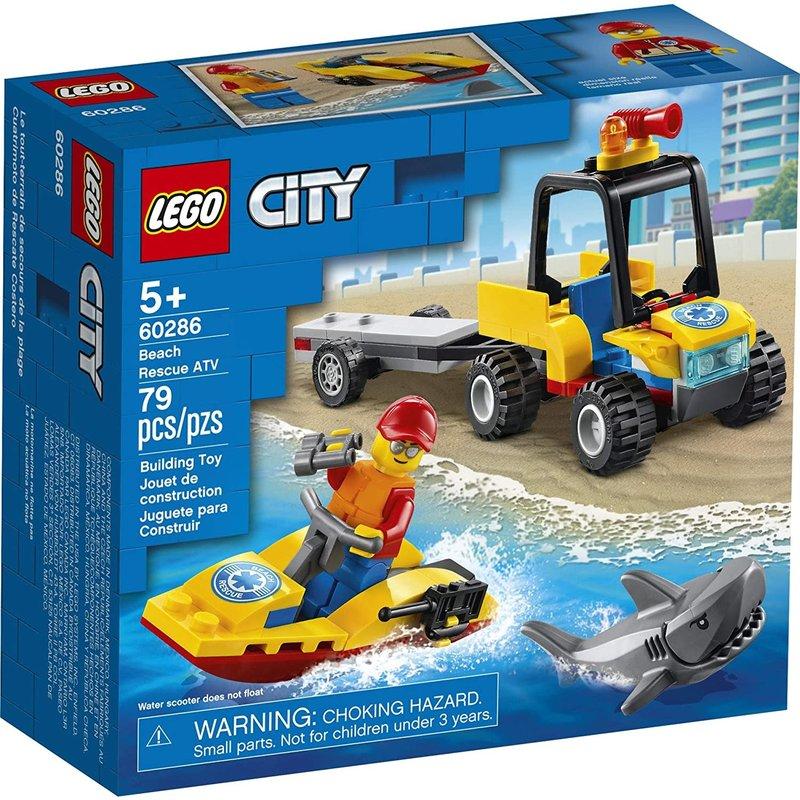 Lego Lego City Beach Resuce ATV