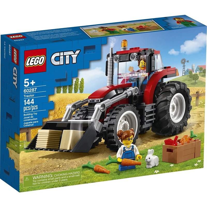 Lego Lego City Tractor