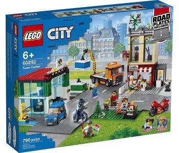 Lego City Town Center