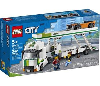 Lego City Car Transporter