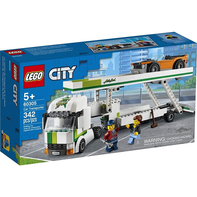 Lego Lego City Car Transporter