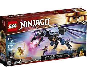 Lego Ninjago Overlord Dragon