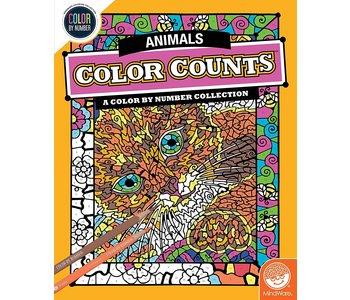 Color Counts Animals