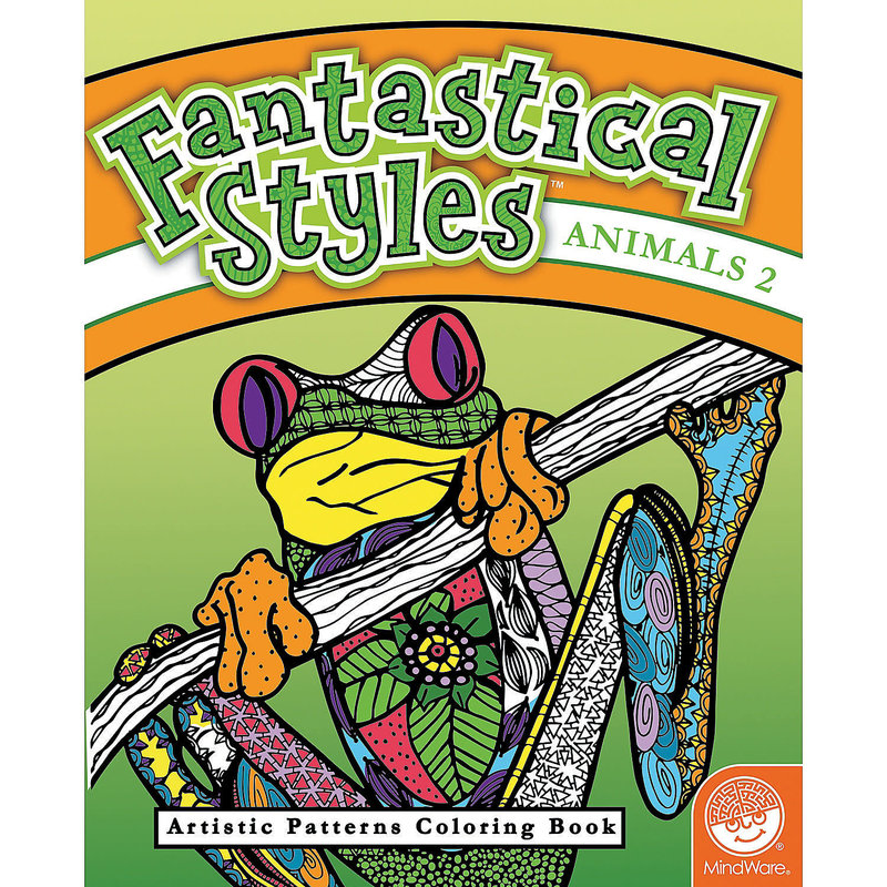 Fantastical Styles Animals 2