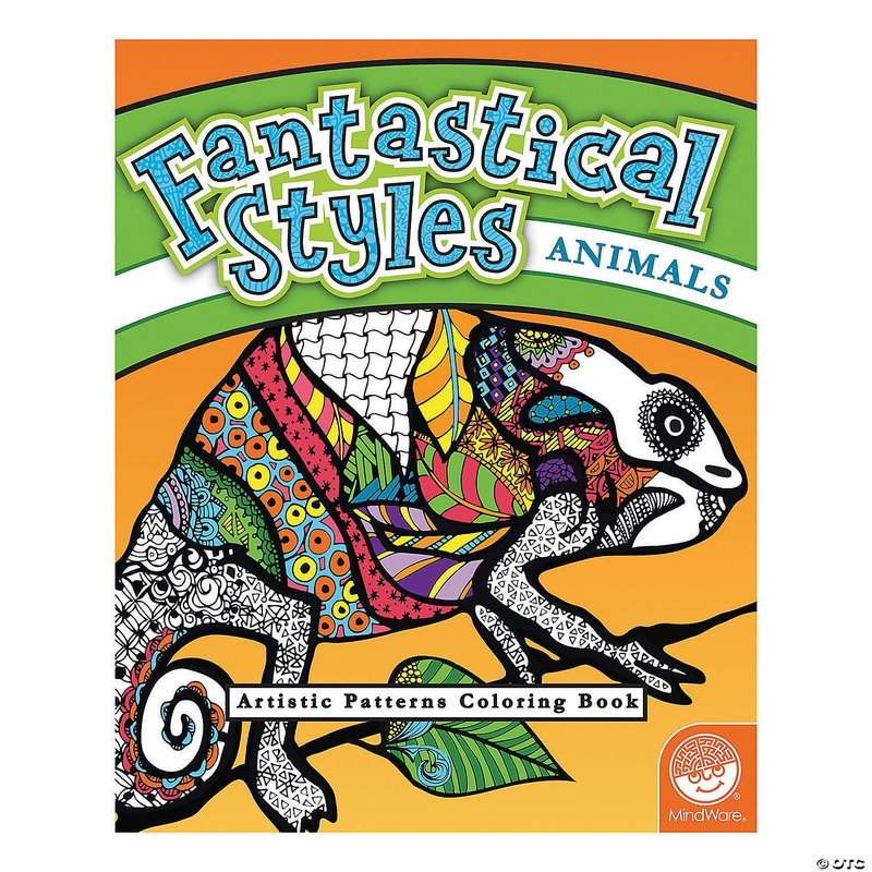 Mindware Fantastical Styles Animals