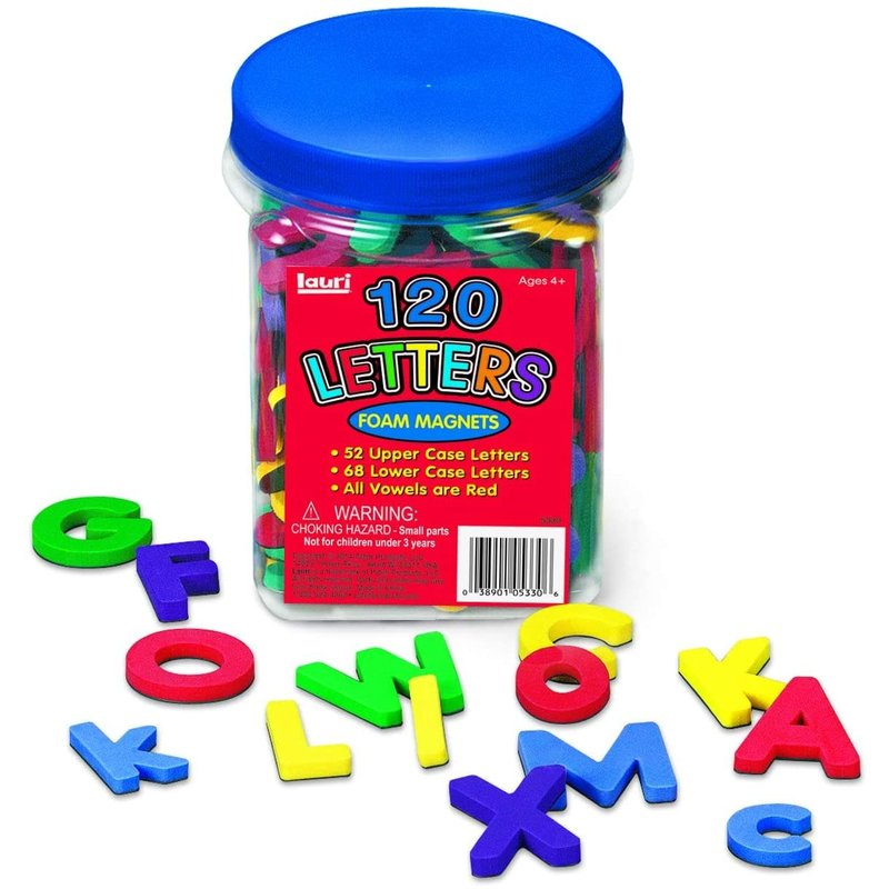 Smethport Magnetic Foam Letters