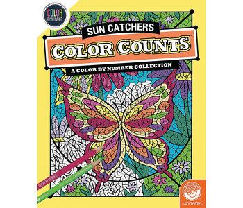 Color Counts Sun Catchers