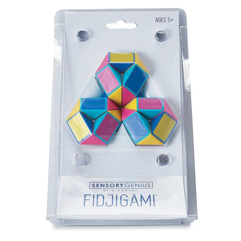 Mindware Sensory Genius Fidjigami