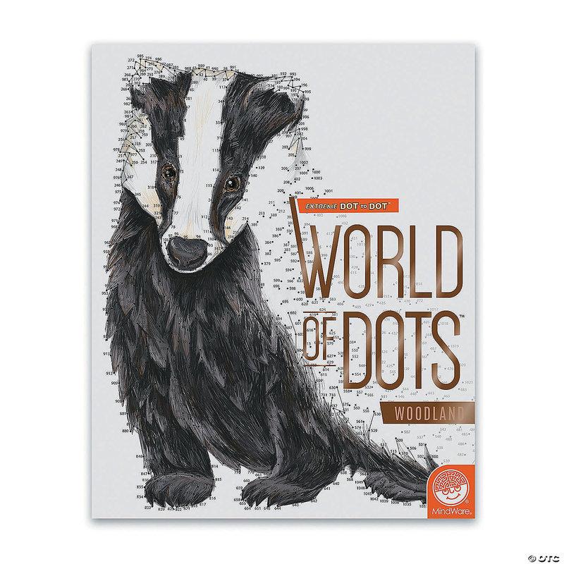 Mindware World of Dots: Woodland