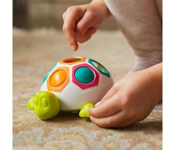 Fat Brain Toys Pop 'N Slide Shelly