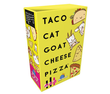 Blue Orange Game Taco Cat Goat Cheese Pizza