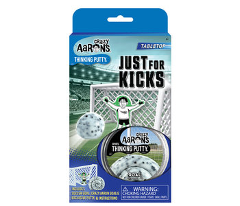 Crazy Aaron's Thinking Putty Sports Just for Kicks