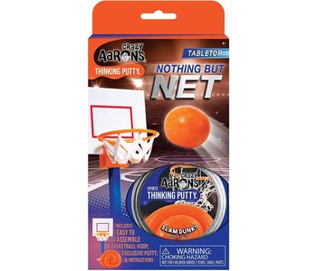 Crazy Aaron's Thinking Putty Sports Nothing But Net