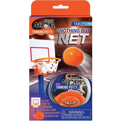 Crazy Aaron Crazy Aaron's Thinking Putty Sports Nothing But Net