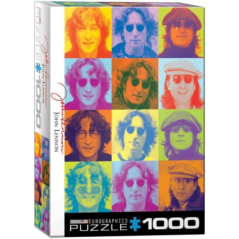 Eurographics Eurographic Puzzle 1000pc John Lennon Color