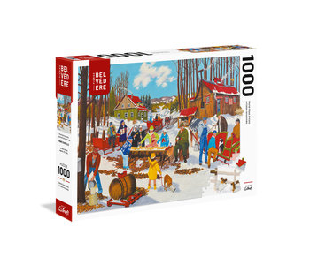 Trefl Puzzle 1000pc When Spring Arrives
