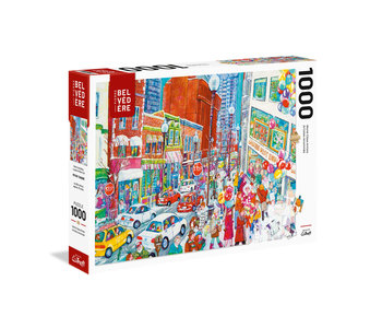 Trefl Puzzle 1000pc West End Gallery
