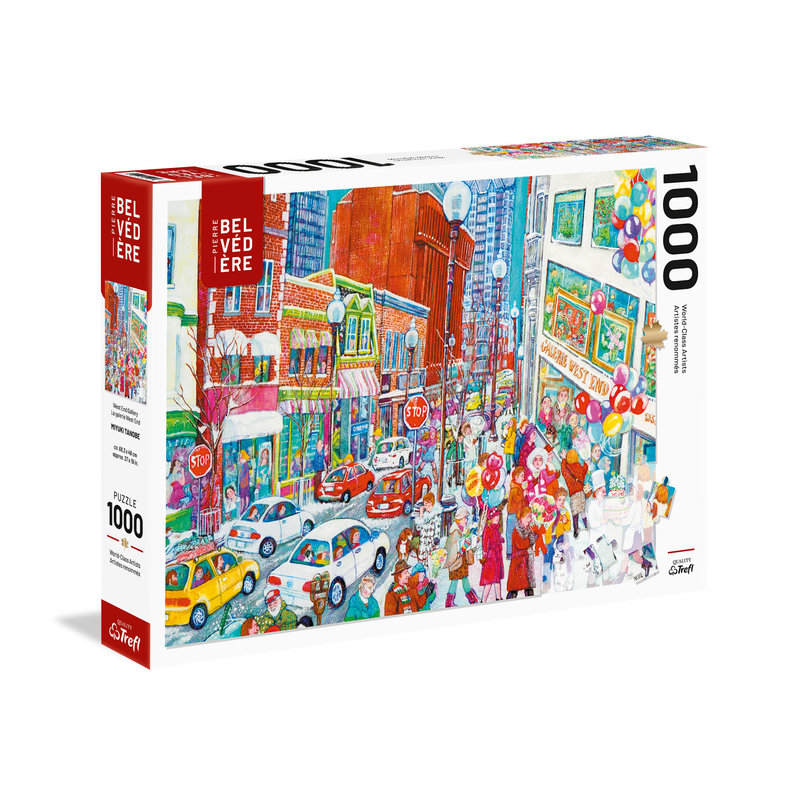 Trefl Trefl Puzzle 1000pc West End Gallery