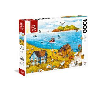 Trefl Puzzle 1000pc Isle de la Maeleine