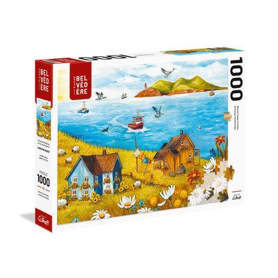 Trefl Trefl Puzzle 1000pc Isle de la Maeleine