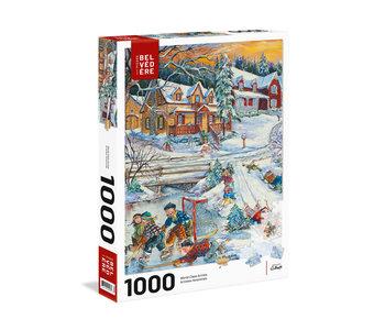 Trefl Puzzle 1000pc Having Fun