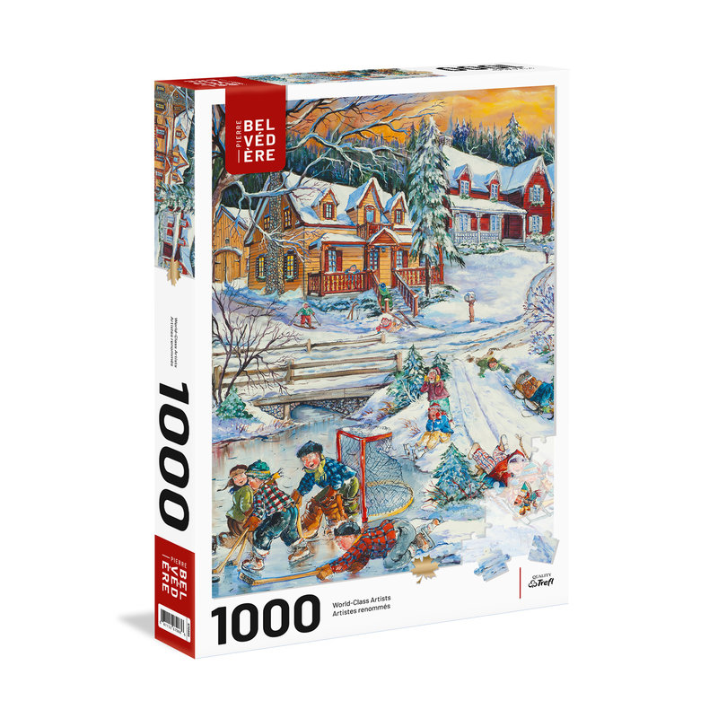 Trefl Trefl Puzzle 1000pc Having Fun
